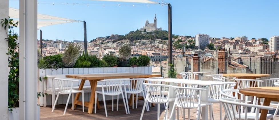 Campus Le Wagon at Marseille - Rooftop