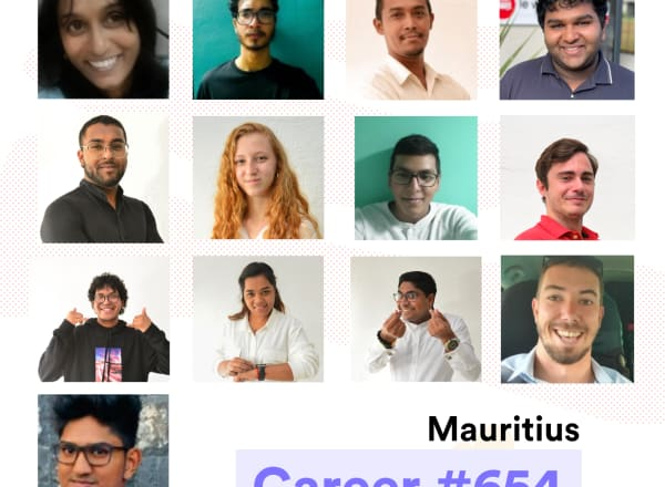Discover what the 13 first Alumni in Mauritius became