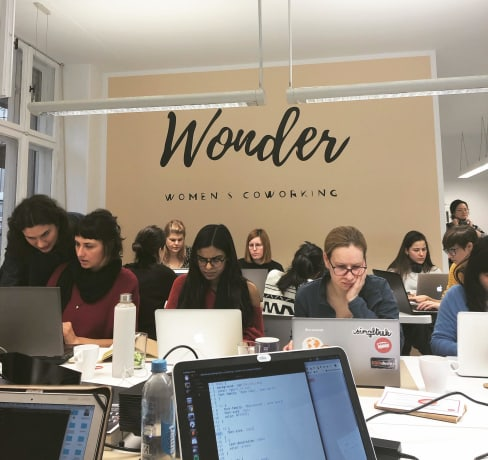 Le Wagon Berlin's first Women's Coding Day Workshop