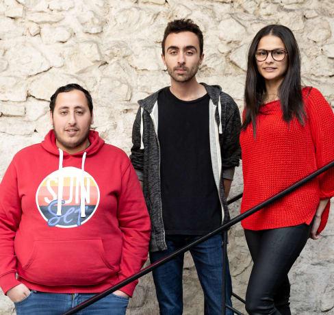 Du Wagon Marseille à développeurs chez Faciligo : Farah, Bechar et Alban, un trio de choc
