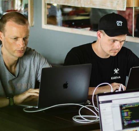From english teacher to web developer.