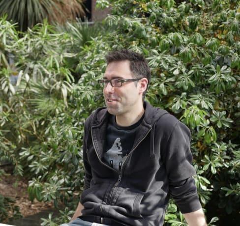 Clément, enseignant en économie devenu développeur web