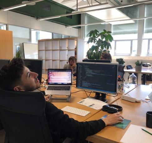 Giovanni, 18 ans et Développeur Web Fullstack après Le Wagon