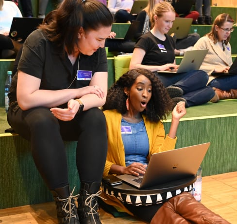 Empowering women in tech with Wooga