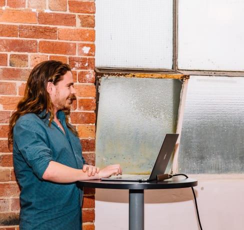 Five alumni for the 'Hack the Crisis Australia' Hackathon
