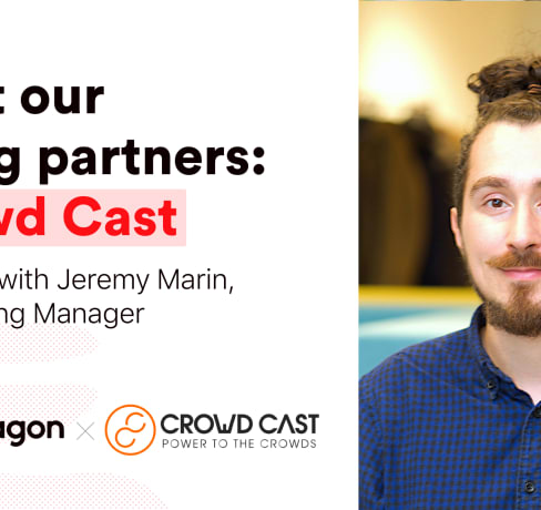 Meet our hiring partners: Crowd Cast