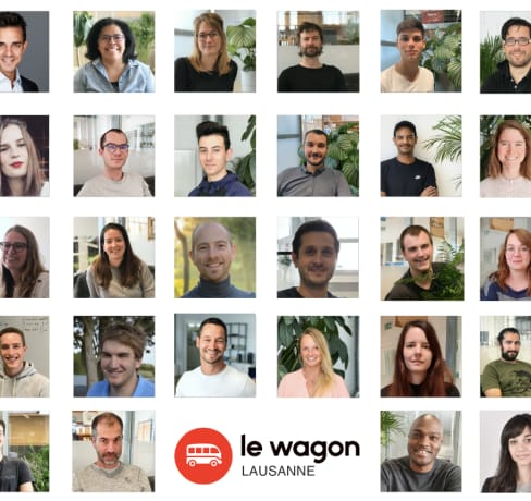 Discover what the 48 first Alumni in Lausanne became