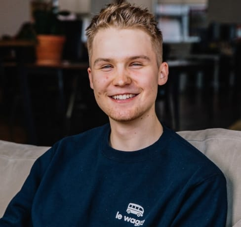 How Sebastian Surfed the Technology Wave At Just 20