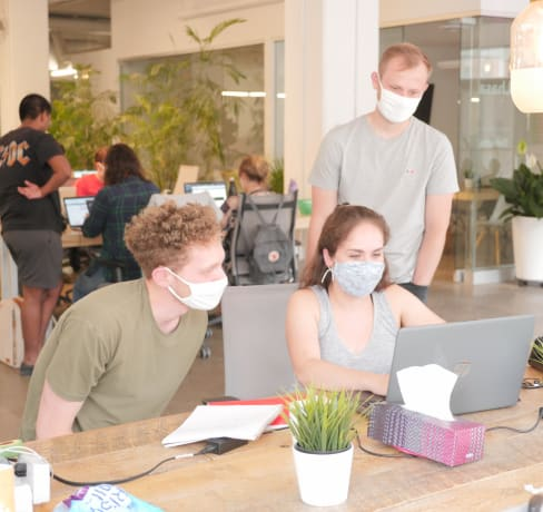 Getting hired as a junior developer during the COVID-19 pandemic
