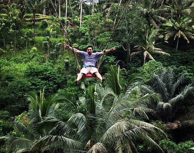 Benjamin Skiff, alumni du Wagon Bali