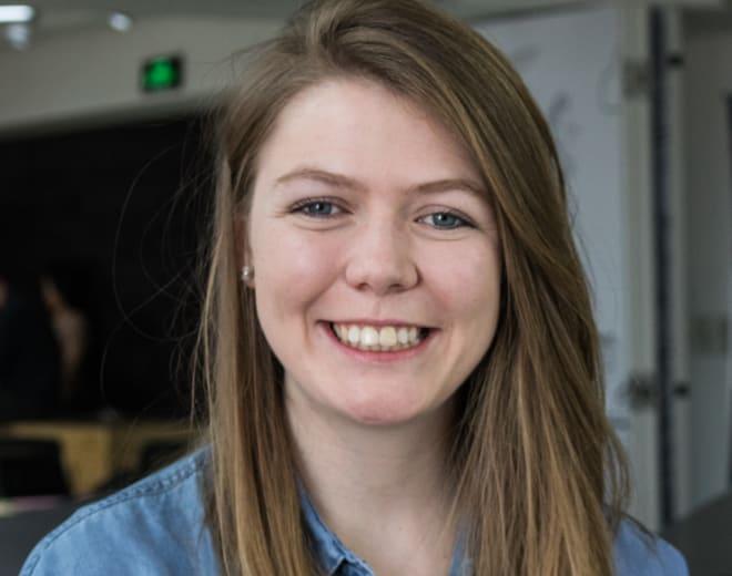 Lauren Emms, alumni du Wagon Shanghai