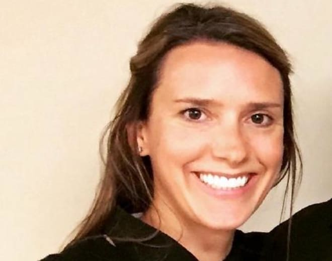 Ashlee Stephenson, estudante do Le Wagon Copenhague