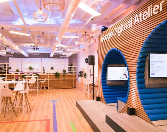Google Digital Atelier