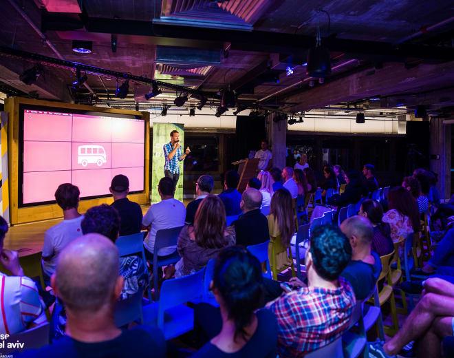 Rise Tel Aviv - Barclays' Fintech Accelerator