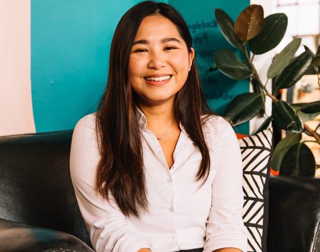 Sophia (fang Yu) Wu, alumni du Wagon Melbourne