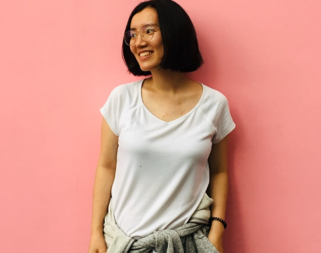 Sophia Fan, alumnus of Le Wagon Shenzhen