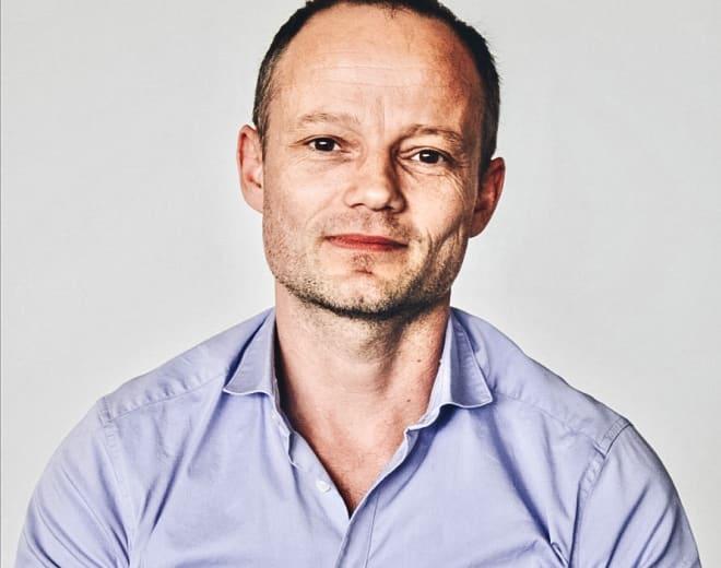 Arne Lamo Pedersen, graduado de Le Wagon Oslo