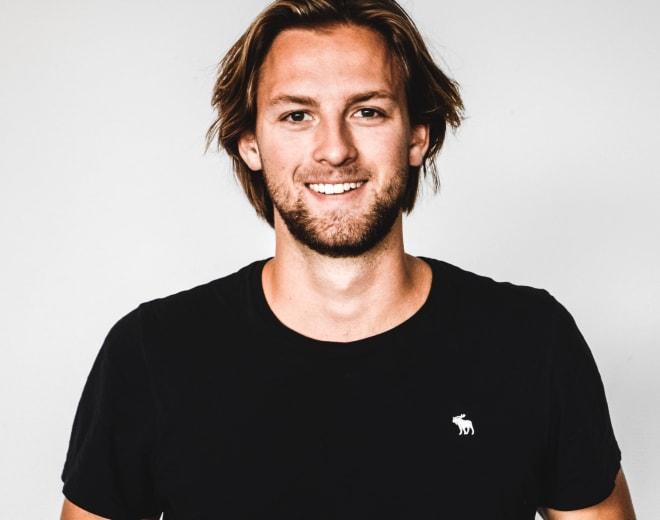 Magnus Berntsen, graduado de Le Wagon Oslo