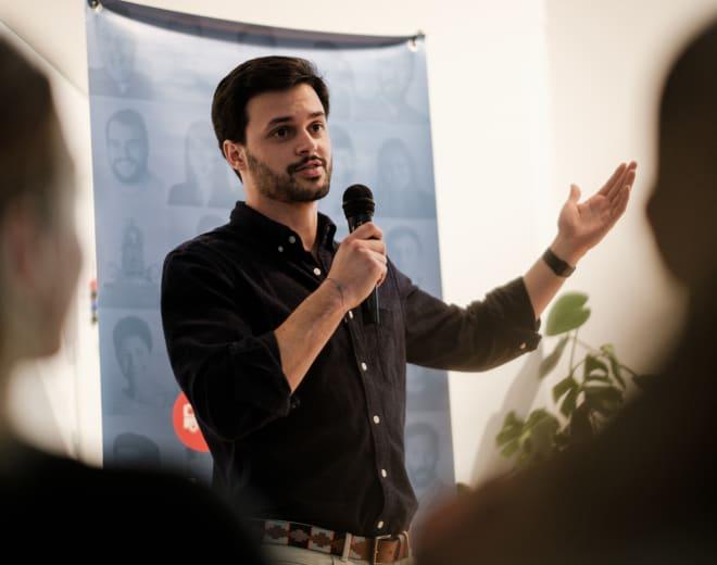 Pedro Agostinho, alumnus of Le Wagon Lisbon