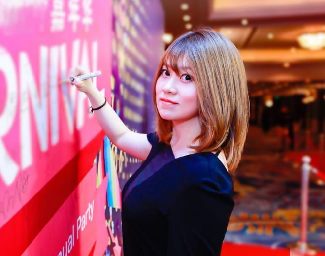 Mimi Gao, alumnus of Le Wagon Shenzhen