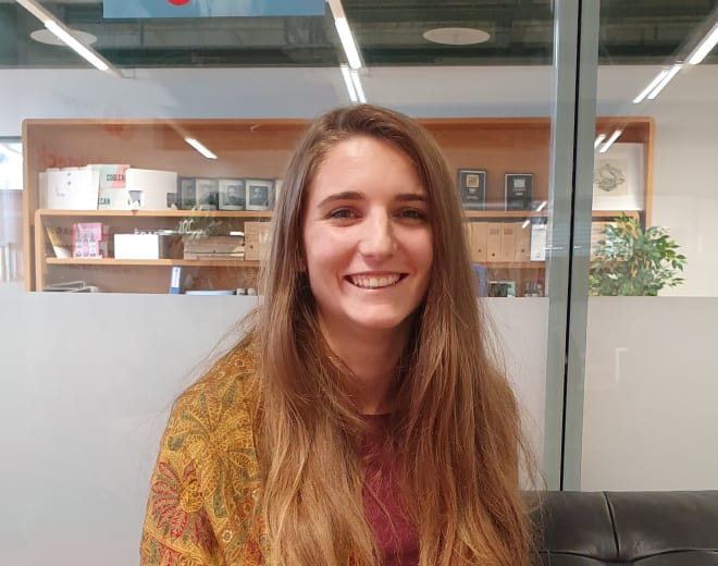 Clara Le Roux, alumnus of Le Wagon Lausanne
