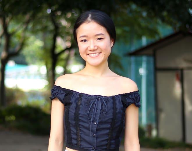 Ayako Amano, alumnus of Le Wagon Tokyo