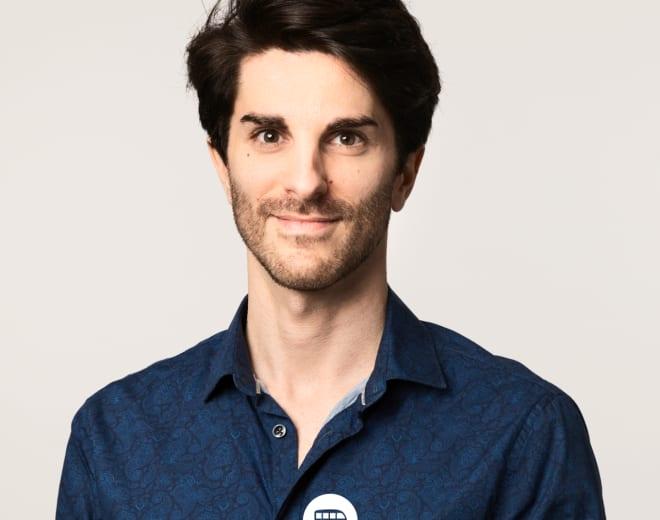 Sébastien Carnélos, alumni du Wagon Bordeaux
