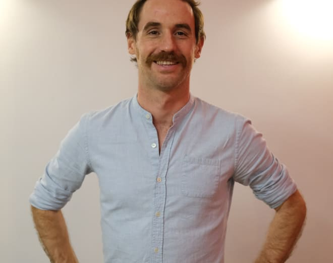 Arnaud Bouffard, alumni du Wagon Bordeaux
