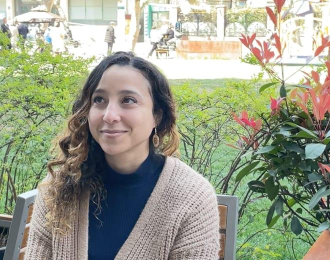 Mariam Ammar, alumnus of Le Wagon Shanghai