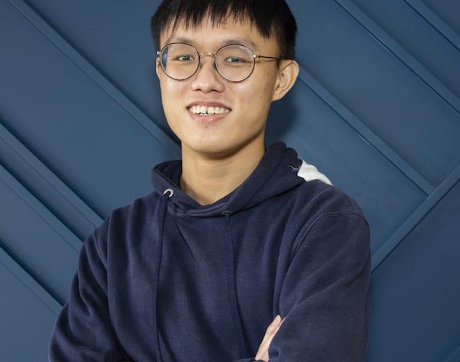 Owen Yap, alumnus of Le Wagon Singapore