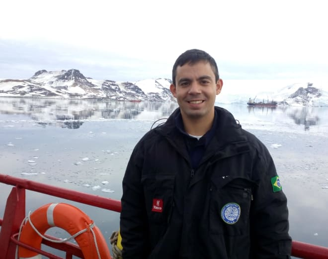 Tobias Ferreira, estudante do Le Wagon Rio de Janeiro