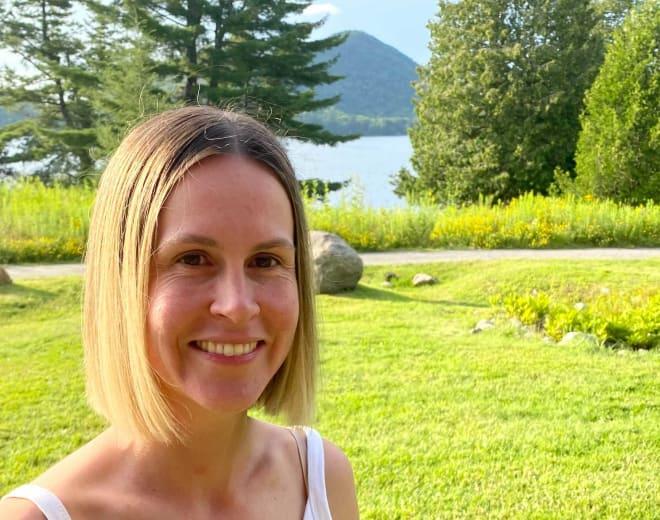 Karine Legault Mallette, alumnus of Le Wagon Montreal