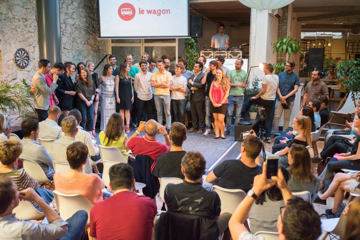 Join our free coding courses, tech talks & demo days