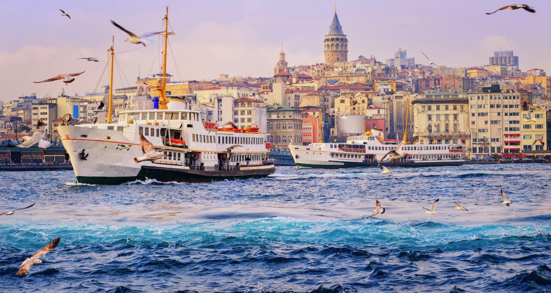Bem-vindo ao Le Wagon Istanbul