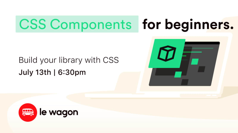 CSS Components For Beginners