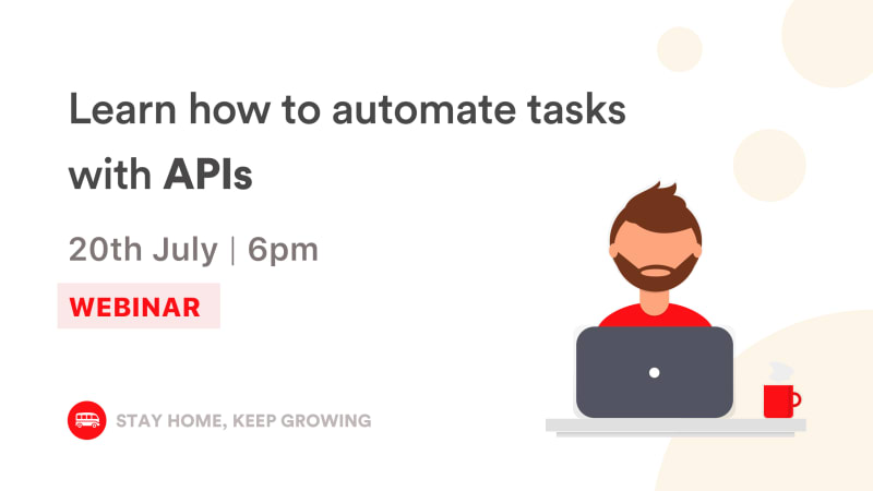 API for Beginners: Learn to automate tasks