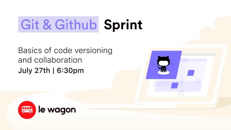 Git and Github Sprint