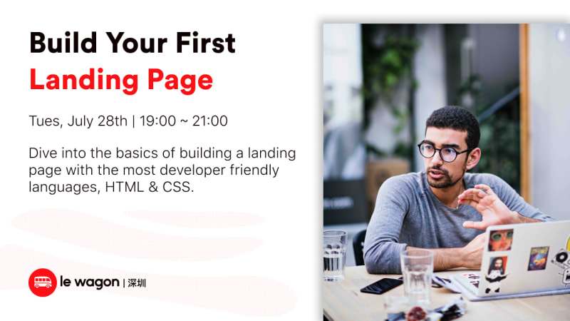 Build Your First Landing Page in 2 Hours