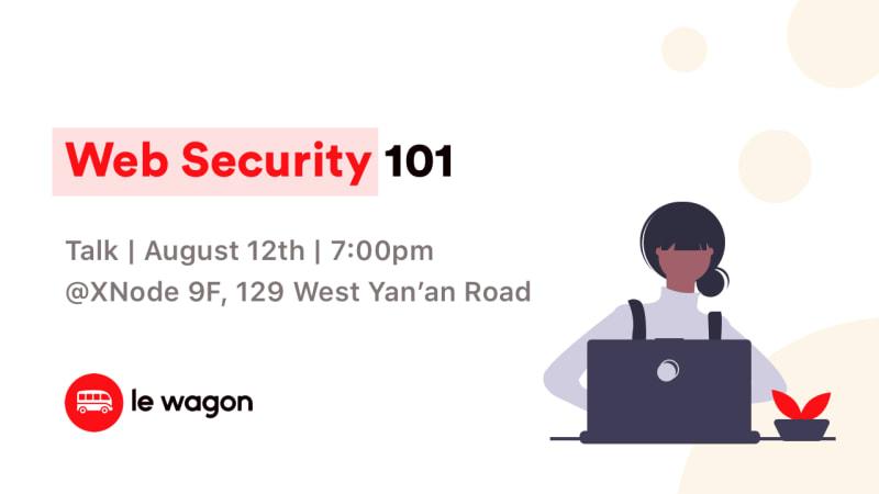 Web Security 101