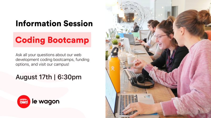 Coding Bootcamp - Information Session
