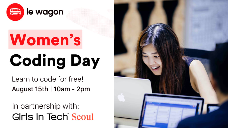 Women's Coding Day - Learn to code for free!