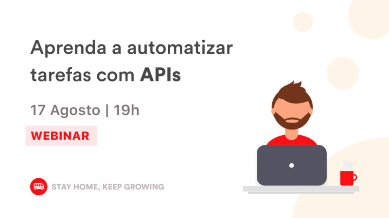 Aprenda a automatizar tarefas com APIs | Le Wagon SP