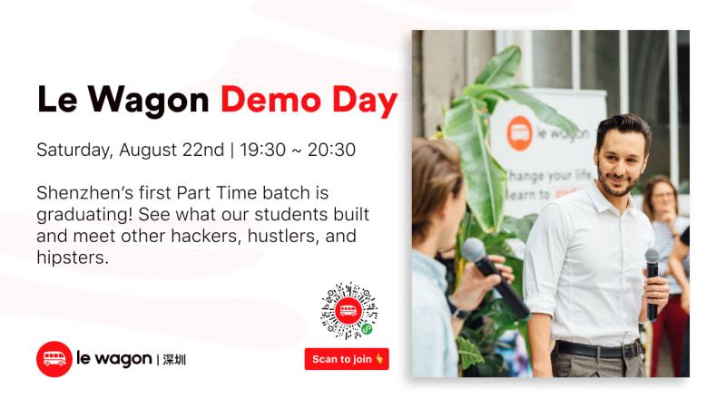 Demo Day - Shenzhen Batch #612