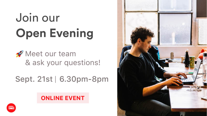 Open Evening: Discover Le Wagon's Bootcamp 🚀