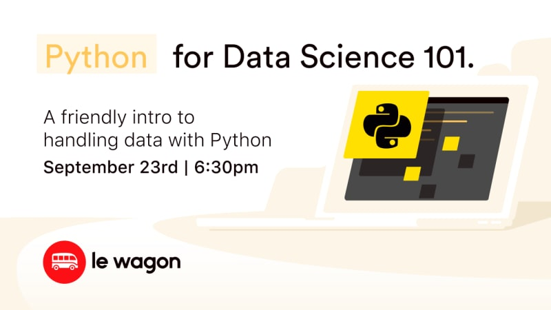 Python for Data Science 101