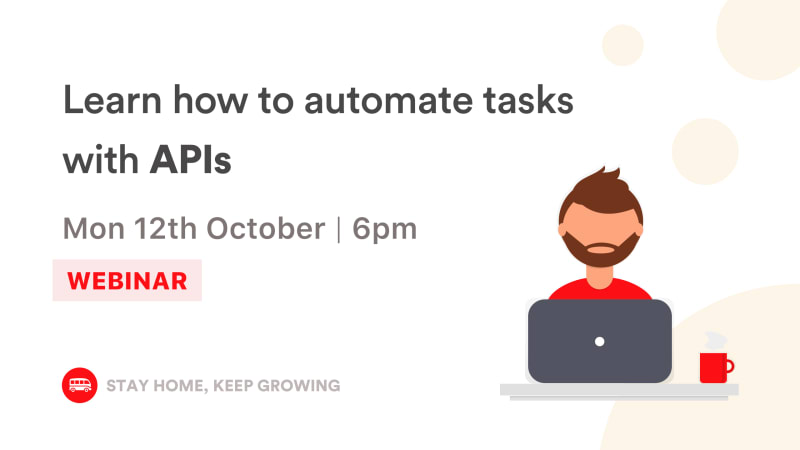 APIs for Beginners: Learn to automate tasks