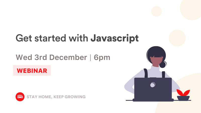 Get Started with Javascript!
