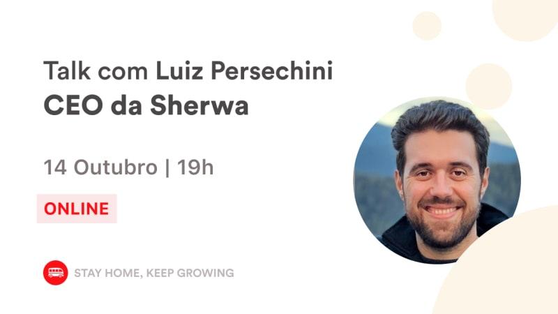 Mercado de Games com Luiz Persechini da Sherwa  | Le Wagon BH