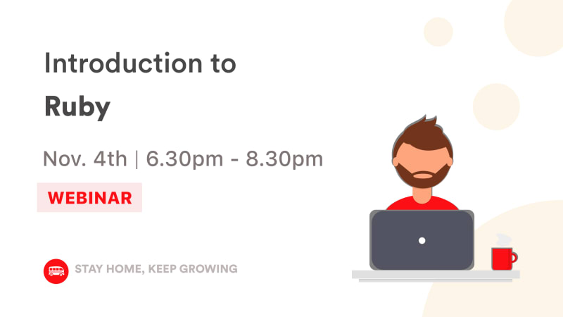 Introduction to Ruby 🚀