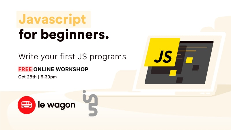 Javascript for Beginners
